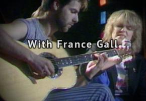 Avec France Gall
